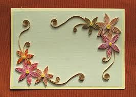 quilled handmade cards szalonaisa s ideas pomysly