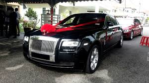 wedding rolls royce redorca malaysia wedding and event car rental rolls royce ghost