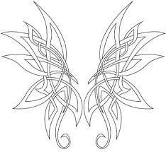 celtic butterfly tattoos celtic butterfly designs for
