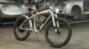 vintage porsche 356 the emory outlaw tracker vintage electric bike endless sphere