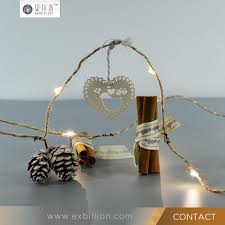 2m 20 tiny led lights rice led string light button battery led