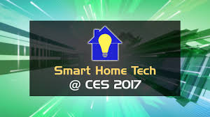 New Smart Home Products What U0027s New At Ces 2017 Smart Home Tech Youtube