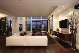 Decorate Large Living Room by Elegant Living Room Contemporary Decorating Ideas