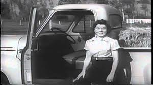 Vintage Ford Truck Commercials - 1954 ford pickup vintage commercial youtube