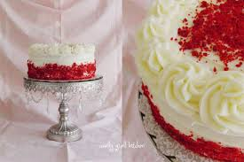 Cake Decorating Traditional Cakes Adirable Red Velvet Cake Decorating Idea With