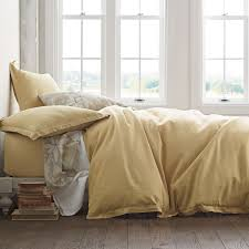 comfort wash solid linen bedding u2013 goodglance