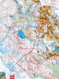07 World Map by Eva Jurenikova Orienteering U0026 Adventure Racing Maps