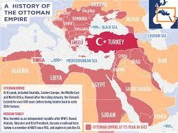 New Ottoman Empire Turkey Pivotal Nation Bridges Europe And Asia