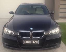 bmw 320i 2007 for sale 2007 bmw 320i executive luminance e90 car sales wa perth 2632142