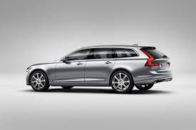 volvo station wagon 2015 volvo cars reveals stylish and versatile new v90 wagon volvo car