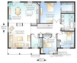 3 bedroom bungalow floor plan 3 bedroom house plans ianwalksamerica com