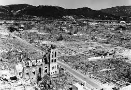 hiroshima before and after the atomic bombing best of web shrine