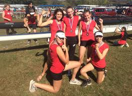 camden hills crew novice girls grab gold by staff rockland