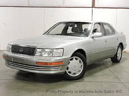 lexus es 400 50 best used lexus ls 400 for sale savings from 3 459
