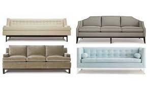 jonathan adler lampert sofa sofa guide u2013 design sponge