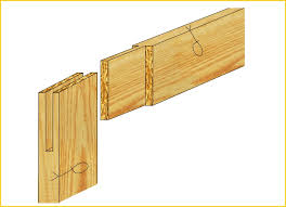 wood joints joining wood dove tails rebates mitres