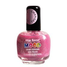 amazon com mia secretmood nail lacquer color changing nail