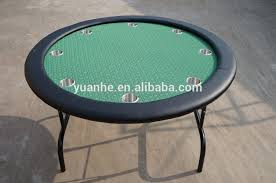 8 person poker table 48 inch 8 person round folding round wholesale poker table with 8