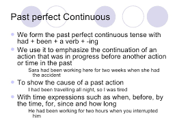 simple past past continuous past perfect simple past perfect continuo u2026