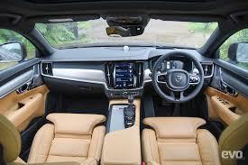 volvo minivan volvo v90 cross country review