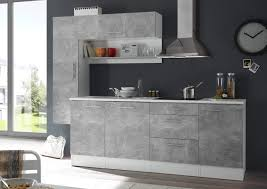 komplett küche küche küchenblock küchenzeile komplettküche 260cm singleküche