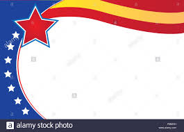 Venezuela Flag Colors Venezuela Flag Border Background Patriotic Stock Photo Royalty