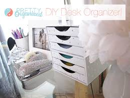 How To Organize Desk Diy Desk Storage A Chest To Impress How To Organize