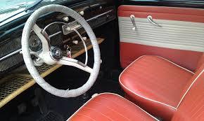 Vw Beetle Classic Interior 1960 Volkswagen Beetle 2 Door Coupe 174518