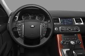 customized range rover interior range rover interior image car and driver