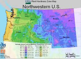 idaho zone map maps for growing zones from the usda how cold it gets