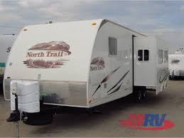 North Trail Rv Floor Plans by Used 2009 Heartland North Trail 32qbss Travel Trailer At Fun Town