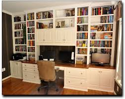 Built In Home Office Designs Home Office Small Office Design - Built in home office designs