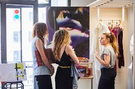 chambre syndicale de la couture site officiel fashion showroom class of 2018 ecole de la chambre syndicale de