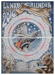 where can i buy a calendar buy lunar calendars everitt illustration