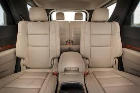 dodge durango interior 2016 2014 dodge durango rear seats photo 71377939 automotive com