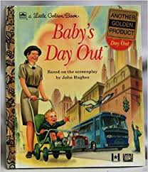 s day books baby s day out a golden book golden books 9780307302571