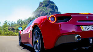 ferrari 488 wallpaper forza horizon 3 ferrari 488 gtb full hd wallpaper and background