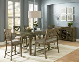 Dining Room Light Height Chair Furniture Source Bolton Dining Room Counter Height Table And