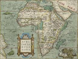 Colonial Africa Map by Shakespeare In Africa Folger Shakespeare Library