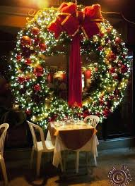 25 unique outdoor wreaths ideas on
