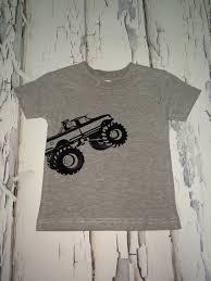 monster truck shirt htv silhouette creations