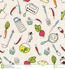Kitchen Utensils Design by Pattern Of Kitchen Utensils Design Elements Of Kitchen Stock