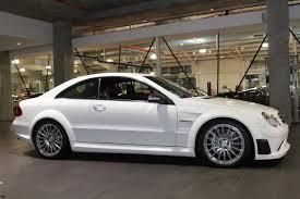 2008 mercedes benz clk63 c209 amg black series coupe 2dr spts auto
