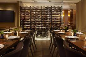 100 best private dining rooms nyc foragers restaurant black