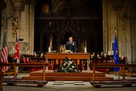 thanksgiving religious images airmen celebrate thanksgiving eve at ely cathedral u003e royal air