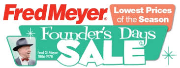 fred meyer weekly deals founders day sale 5 10 5 16