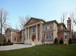 colonial mansion estate of the day 5 5m brick colonial mansion in alpine new jersey
