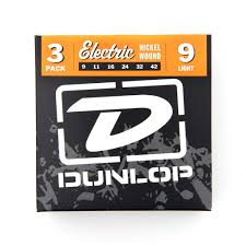 light electric guitar strings dunlop den0942 9 42 nickel wound light electric guitar strings 3