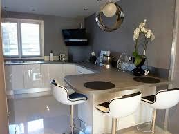 deco cuisine gris et blanc deco cuisine gris et blanc élégant collection deco cuisine gris et