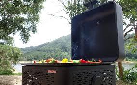 Backyard Bbq Grill Company Stckbls A Modular Stackable Bbq Grill On Kickstarter Insidehook